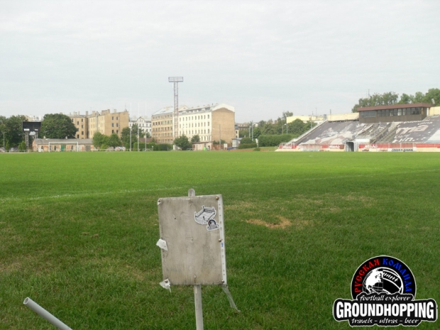 Стадион Рижского университета