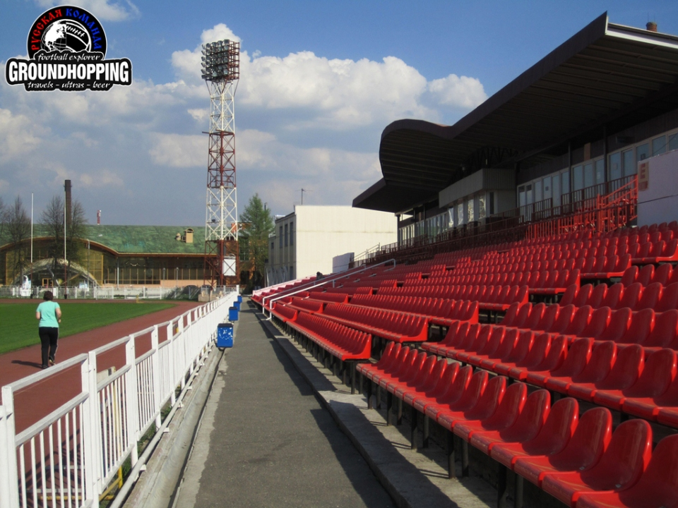Щелково, стадион спартак - 3