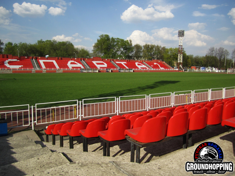 Щелково стадион