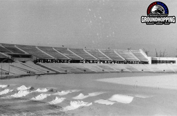 стадион им сталина 1980-е