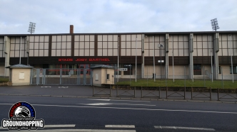 Stade Josy Barthel - 01